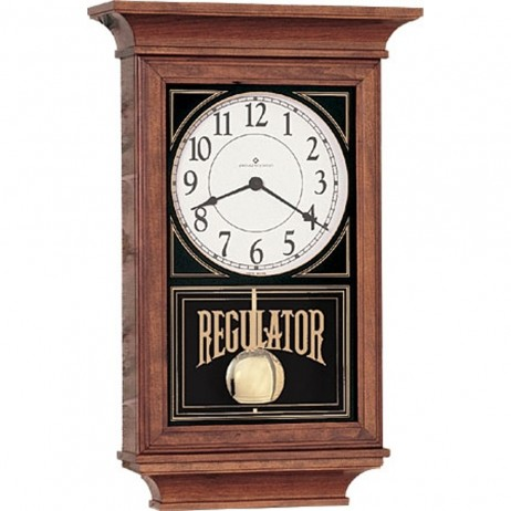 Ashmore Regulator Wall Clock 270071