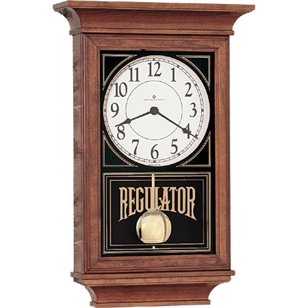 Ashmore Regulator Wall Clock Bradford Clocks 270071