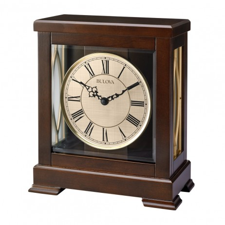Victory Mantel Clock with Harmonic Triple Chime Movement B1653