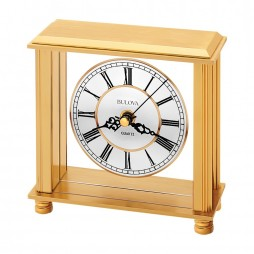 Bulova Cheryl Table Clock Model B1703