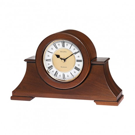 Cambria Mantel Clock with Westminster Chime B1765
