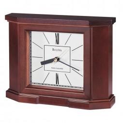Bulova Altus Radio Controlled Mantel Clock B1854-O