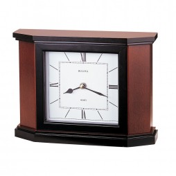 Bulova Holyoke Mantel Clock Model B1881