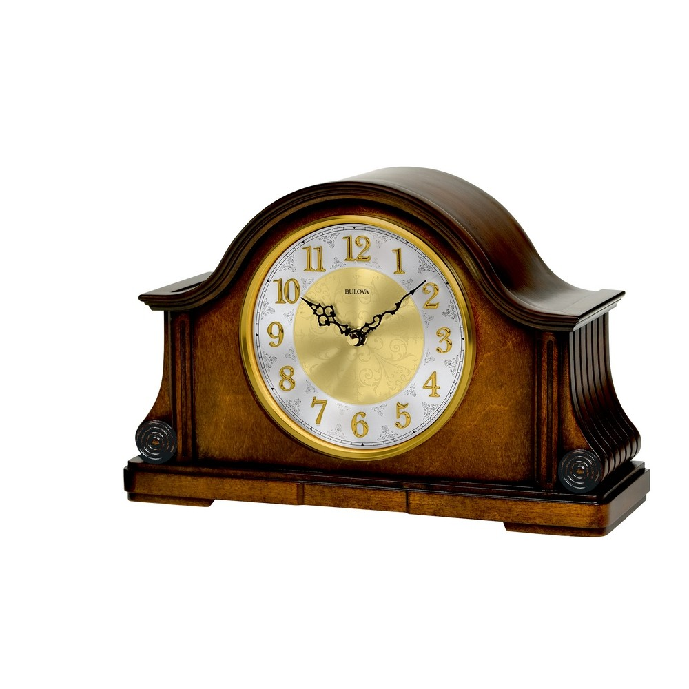 Bulova Chadbourne Mantel Clock Model B1975