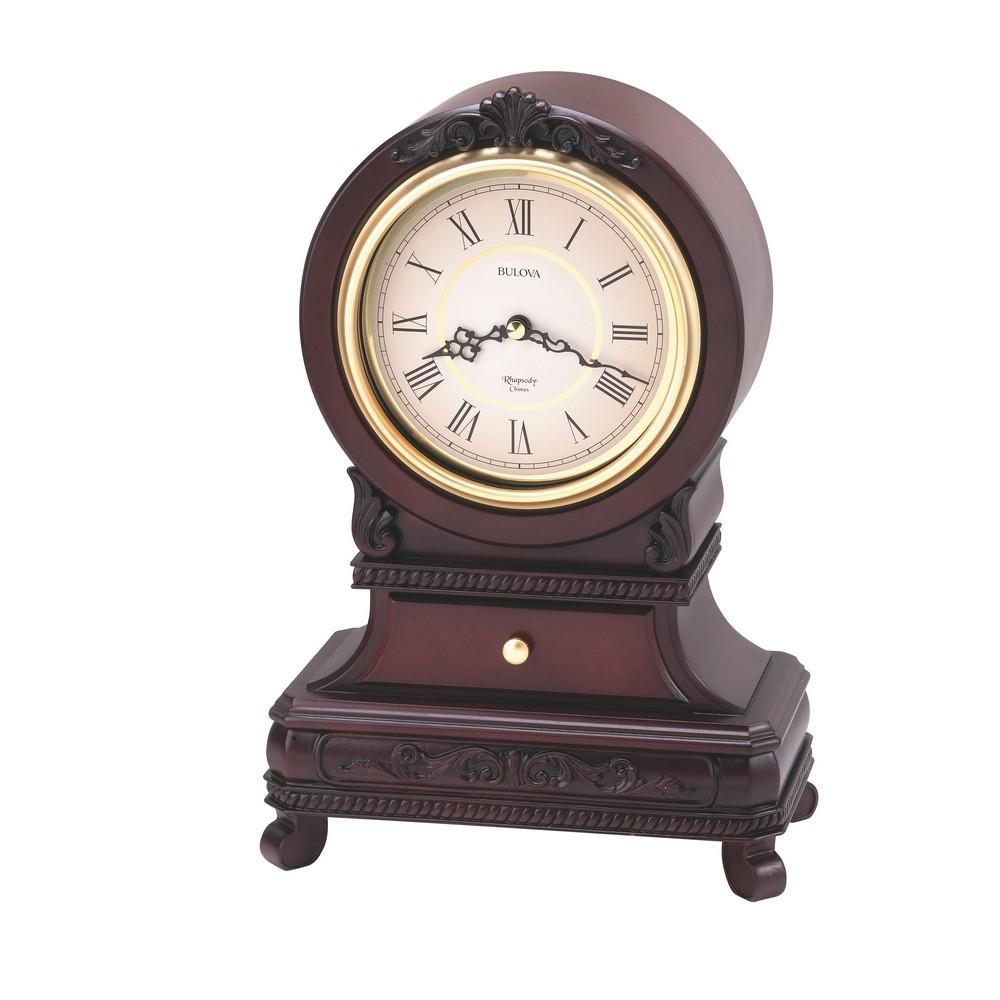 bulova knollwood home decor clock model b1984 pendulum wall clock in lahore square wall clock 187 dikhawa