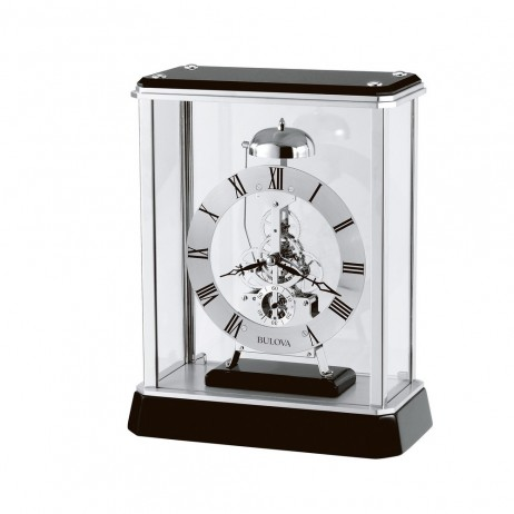 Bulova Vantage Skeleton Clock Model B2023