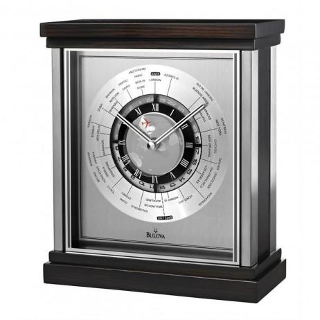 Bulova Wyndmere Executive Desk Clock B2258