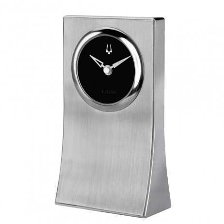 Obelisk Engravable Table Clock B5002