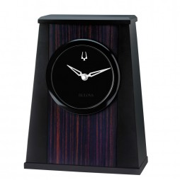 Oblique Tabletop Clock B5003