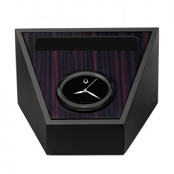 Executive Desk Clock and Smartphone Charging Station B5004