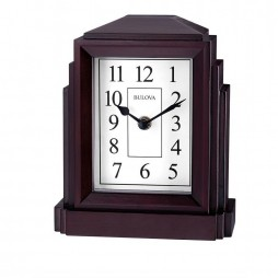 Empire Art Deco Bluetooth-enabled Clock & Speaker System B6218