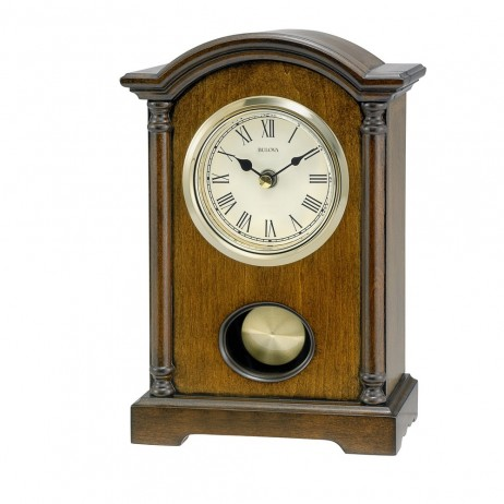 Dalton Pendulum Table Clock with Westminster Chime B7466