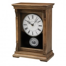 Warrick III Mantel Clock with Triple-chime movement B7663