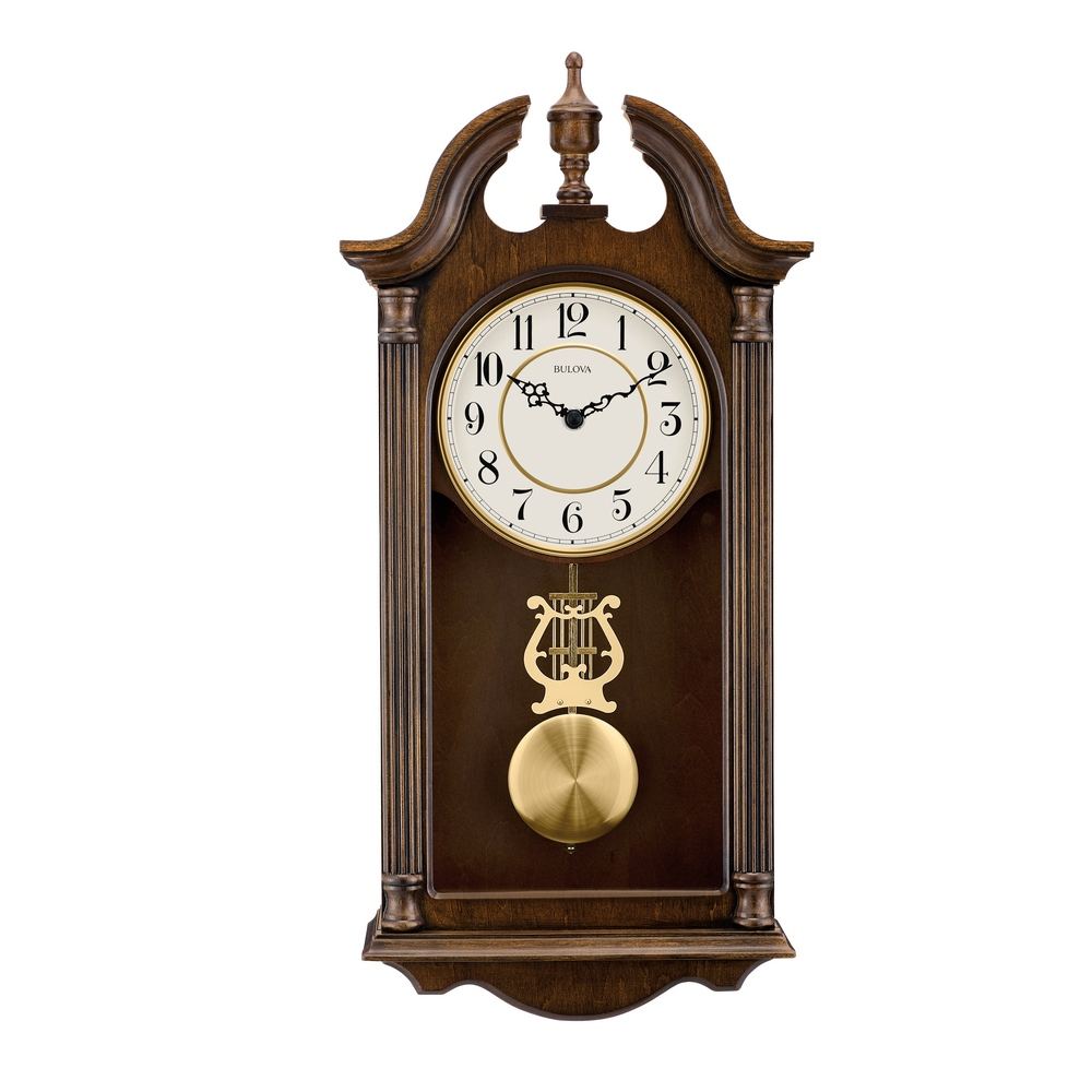 Wall Hanging Grandfather Clock pendulum wall clock | howard miller, hermle, bulova | clockshops