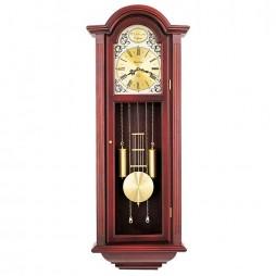 Bulova Tatianna Chiming Pendulum Wall Clock C3381