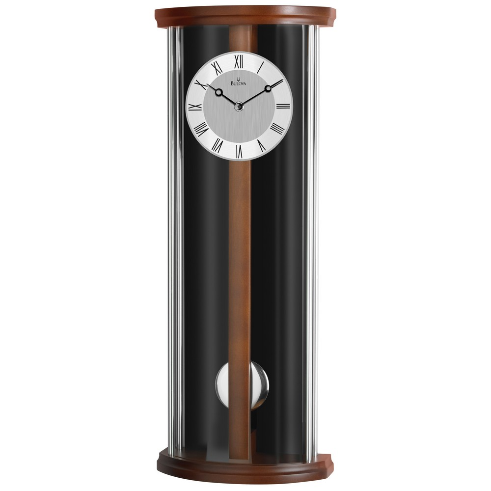 Bulova Colton Contemporary Wall Clock C3382