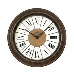 Newington Indoor/Outdoor Wall Clock C4107