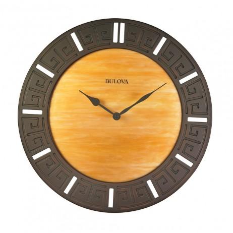 Tephra Wood Frame Wall Clock C4372