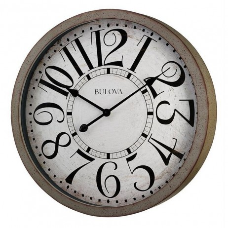 Westwood Distressed Wall Clock C4815