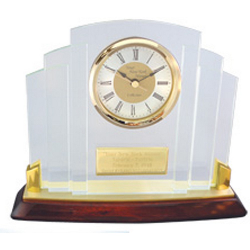 Your New York Minute Engravable Collectible Clock Chass 50000