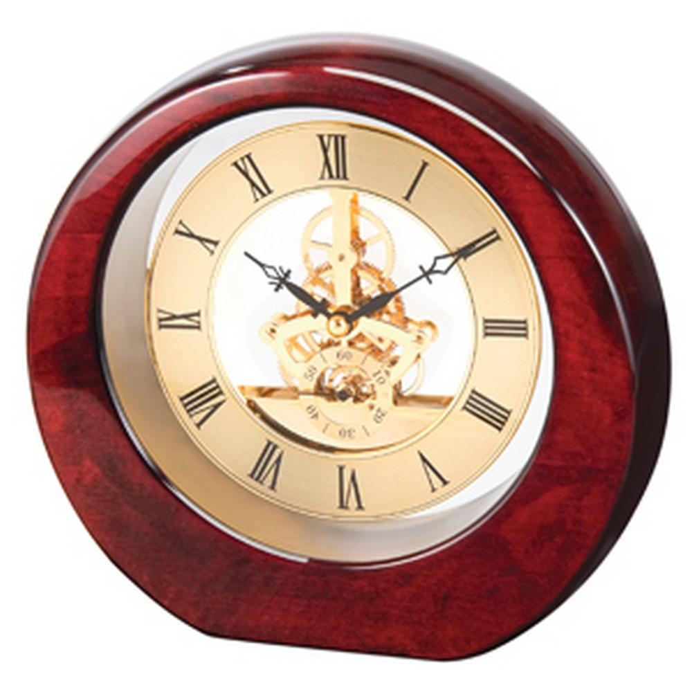 Chass Da Vinci See Thru Clock 72770
