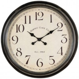 Whitley  24 1/2 -Inch Wall Clock 40034