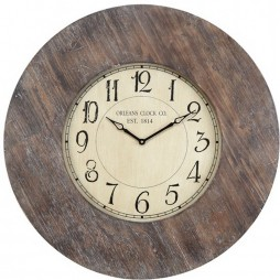 "Williston 29"" Wall Clock 40036"