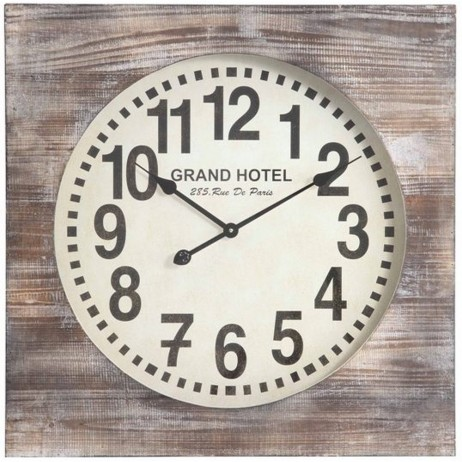 Augusta 27-Inch Wall Clock 40116