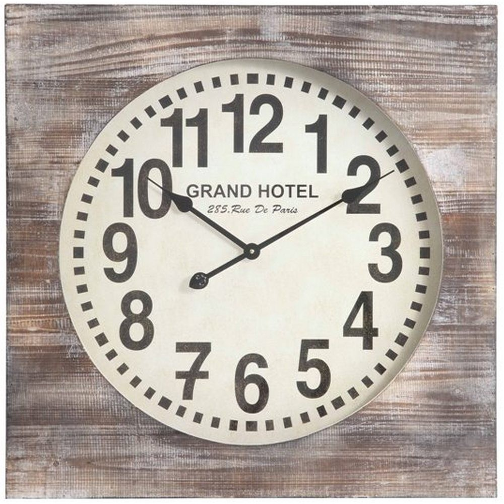 Large Wall Clocks Augusta 27 Inch Wall Clock Www