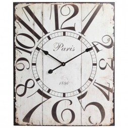 Redding 27 1/2 -Inch Wall Clock 40119