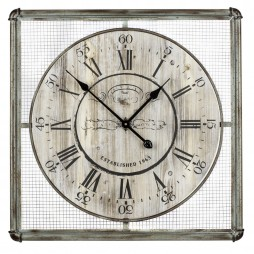 Bartow 26-Inch Wall Clock 40348