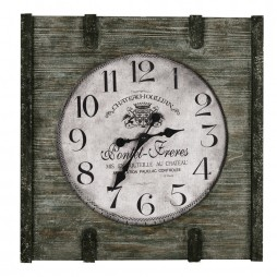 St. Clair  23 1/2-Inch Wall Clock 40353