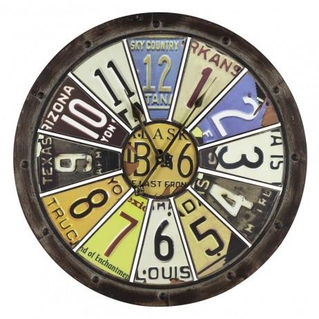 Hildale 26 3/4-Inch Wall Clock 40386