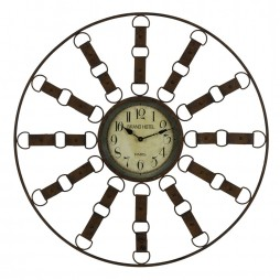 Thurston 35 1/4-Inch Wall Clock 40406