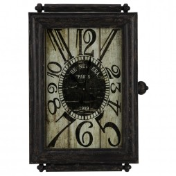 Charest 29 1/2 -Inch Wall Clock 40435