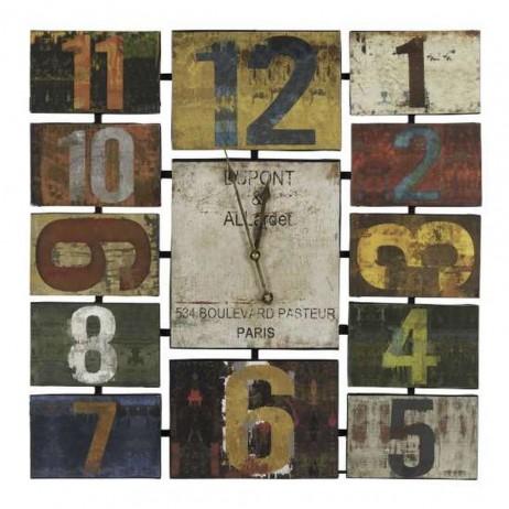 Herschel 24 inch Square Wall Clock 40436