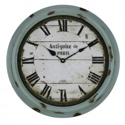 Anthea  16 3/4-Inch Wall Clock 40439