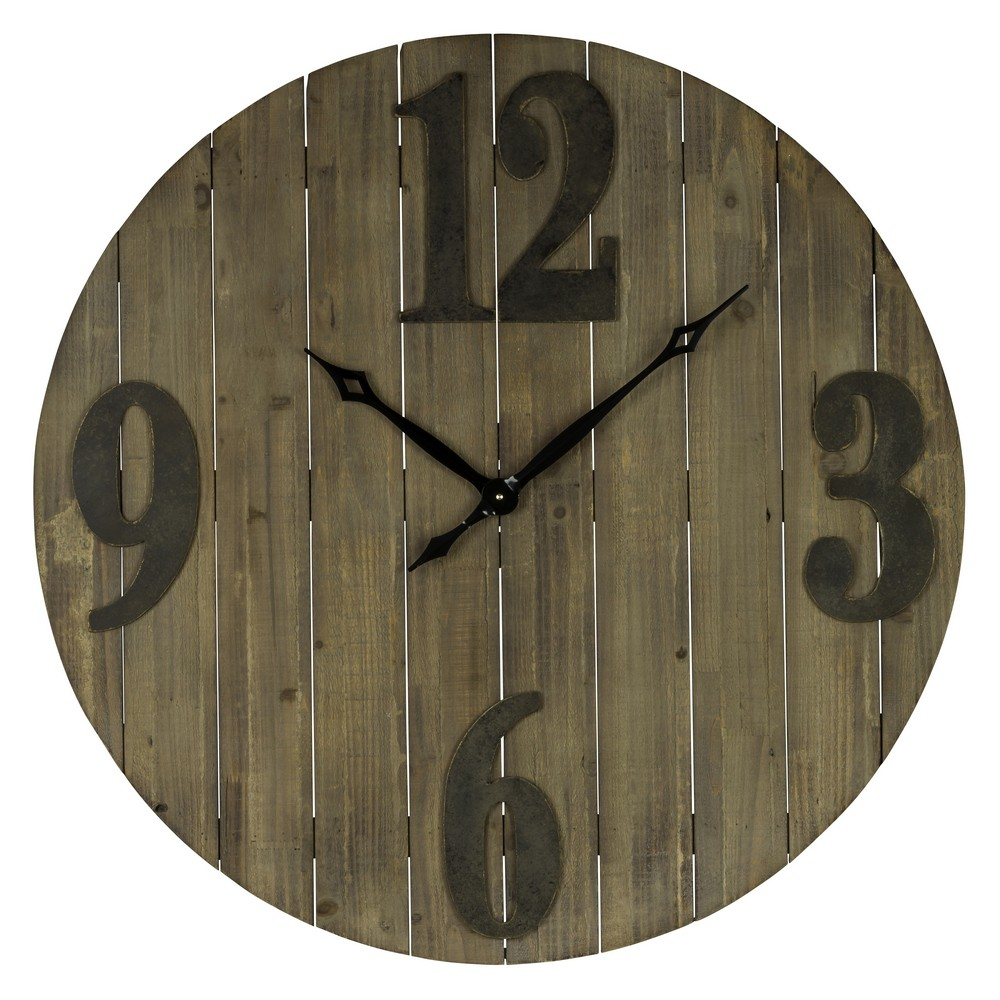 Mahdis Oversized Wall Clock Cooper Classics 40597