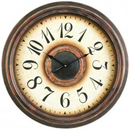 Potter 24-Inch Wall Clock 4808