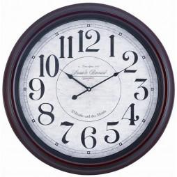 Oversized Wall Clock - Cooper Classics Calhoun 4818