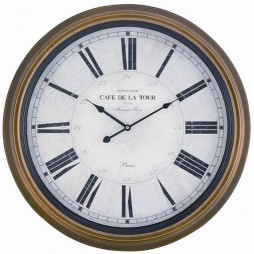 "Henley 24"" Wall Clock 4819"