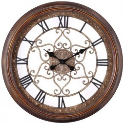 Audrey 24 1/2 -Inch Wall Clock 4859