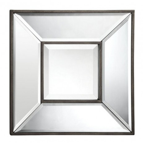 Olivia Square Mirror- Set of 4 4951