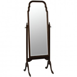Queen Anne Cheval Mirror 549