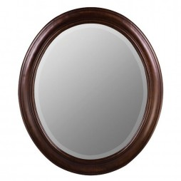 Chelsea Oval Mirror 5798