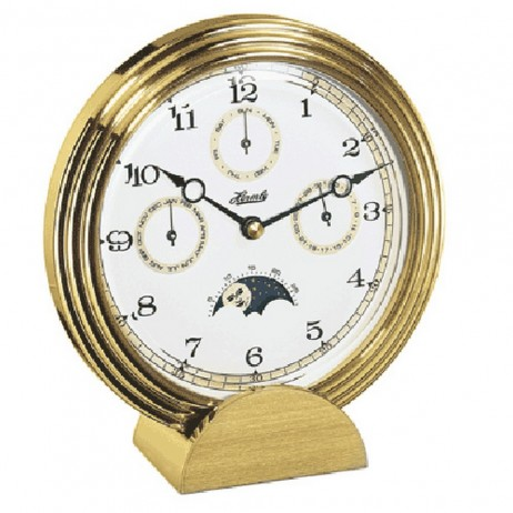 Hermle Stockton I Multi-function Desk Clock 22641-002100