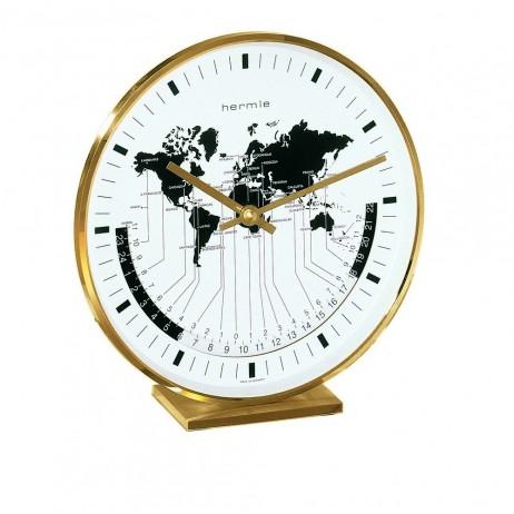 Hermle Buffalo I World Time Clock 22704-002100