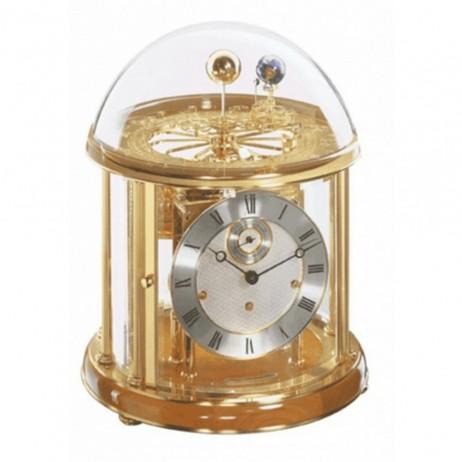 Hermle Tellurium Clock I with Cherry Piano Finish 22805-160352