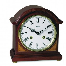 Hermle Liberty Barrister Mechanical Mantel Clock 22857-N90130