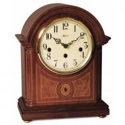 Hermle Clearbrook Barrister Mechanical Mantel Clock 22877-070340
